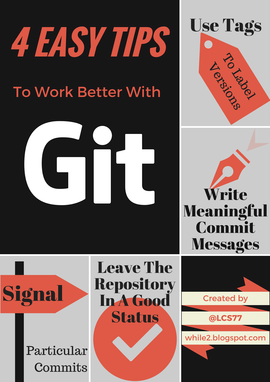 4 Easy Tips To Work Better With Git