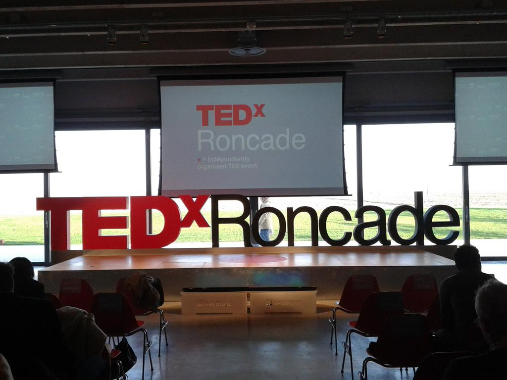 Some Thoughts From TEDxRoncade